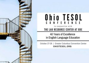 Ohio TESOL 2017 Registration Opens September 1st